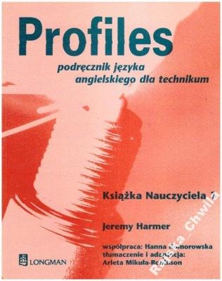 Profiles 1 Książka Nauczyciela NOWA Teacher's Book