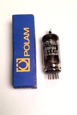 EBF89 LAMPA ELEKTRONOWA NOS D35