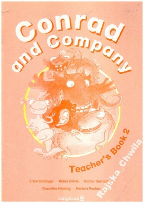 Conrad and Company Teacher's Book 2 NOWA English