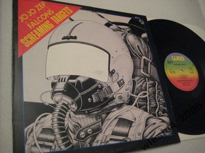 Jo Jo Zep And The Falcons-Screaming Targets  /UK/