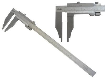 Posuvné meradlo - LIMIT presné oceľové strmeň 400 mm ROBO-KOP