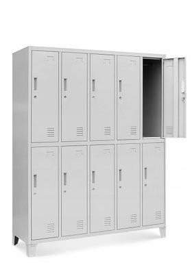 шкаф металлический шкаф для одежды социальная  НОВАК
