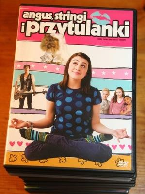 ANGUS STINGI I PRZYTULANKI     DVD