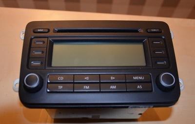 VW RADIO BLAUPUNKT RCD 300 BVX