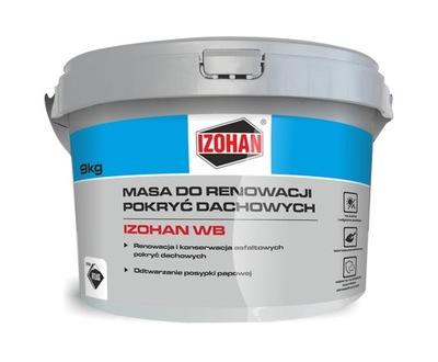 Izohan WB | údržba striech | 18 kg