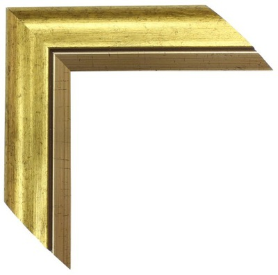 Złota rama 50x70 (70x50) cm | 4,7cm