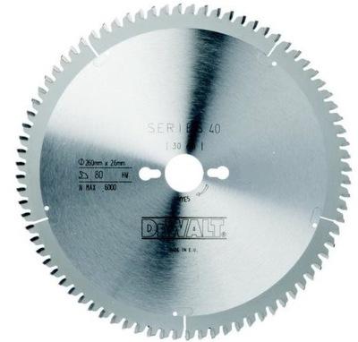 DeWALT DT4290 Štít Uhlopriečka Píla DWS780 305mm