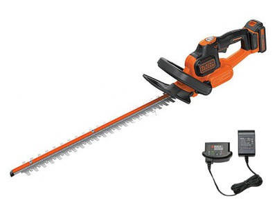 Nožnice na živý plot - BLACK & DECKER GTC18502PC živý plot