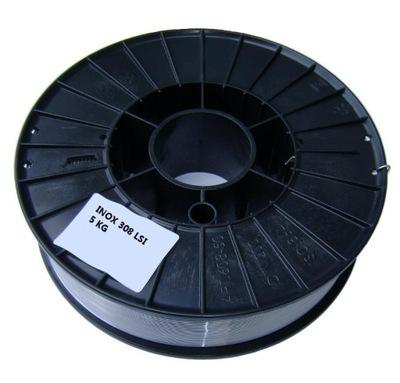 Drut nierdzewny spawalniczy 1,2mm 308LSI 5kg INOX