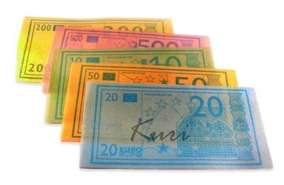 Вафли Вафли деньги Евро банкнот 400 ??