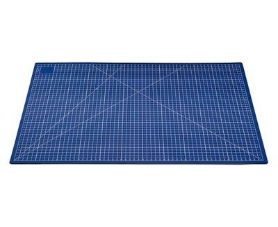 коврик для отрезки  600x450mm синяя 24 ЧАСА!