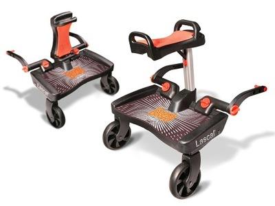 LASCAL zdieľať izbu pre invalidný vozík jazdiť tejto temnej SEDLE+ MAXI