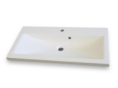 Umývadlo Umývadlo LAMARA 80 pre kúpeľňu BIALA Sivon