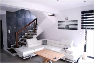 ADMAR лестницы из дерева на бетон  ***