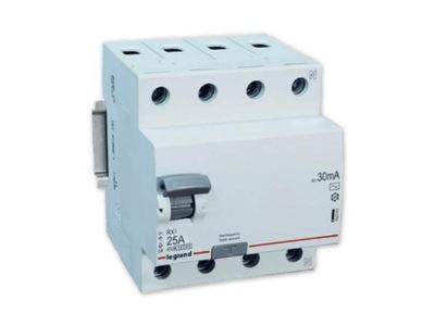 LEGRAND RX3 Выключатель дифференциально-тока 25А 402062