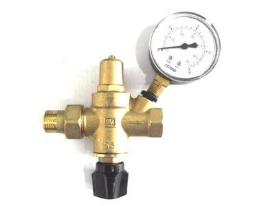 Automatický ventil pre plnenie inštalácie 1/2 651