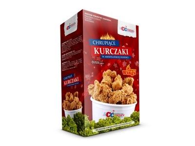 Панировочные сухари для цыпленка *SPICY WINGS* ОСТРАЯ БОЛЬШАЯ