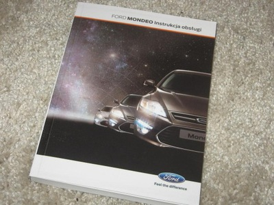FORD MONDEO MK4 POLSKA MANUAL MANTENIMIENTO RESTYLING 10-14