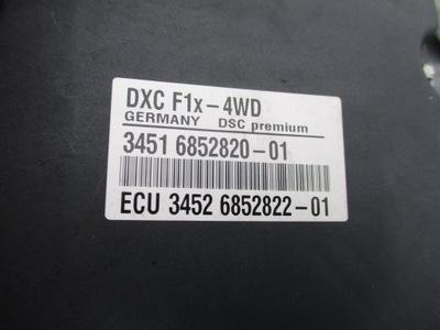 BMW F10 IX XI насос ABS DSC 6852820 6852822 FA-VAT