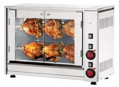 Piekarnik rożen elektryczny do kurczaków 2,8KW