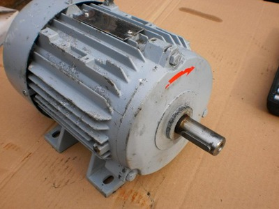 silnik elektryczny 0,75 kw 1400 obr SIMENS EeX