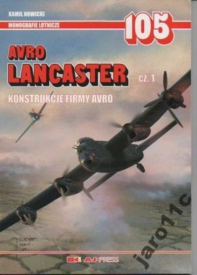 AJ Press  - Avro Lancaster cz.1 - Nowa !