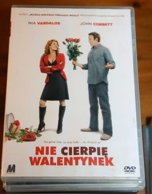 NIE CIERPIĘ WALENTYNEK     DVD