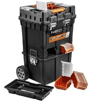 МАСТЕРСКАЯ мобильный коробка инструментальная Neo 84-115