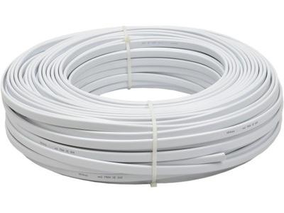 Kábel plochý drôt, kábel YDYP 3x1 750V 100 m