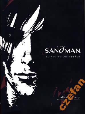 The SANDMAN : EL REY DE LOS SUENOS album bdb