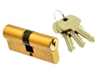 Vložka GERDA 30/30 20 kľúče, vchodové dvere hradu 31/31