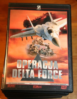 OPERACJA DELTA FORCE        DVD