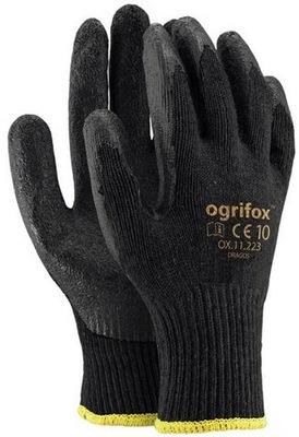 Dragon перчатки рабочие ТОЛСТЫЕ ox-DRAGOS резинка труда