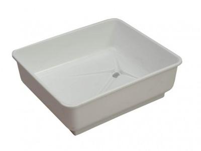 Ванна с отверстием для слива крепкая