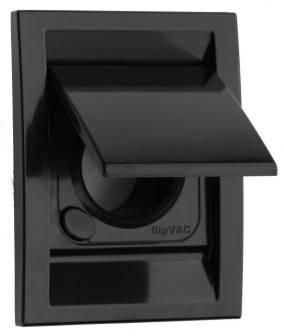 Konektor plastové DECO, čierna