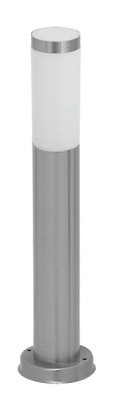 PISTIL ZÁHRADA LAMPA LATARENKA 45 cm INOX 8263