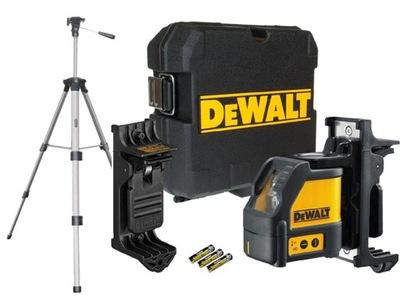 DEWALT Laser DW088K kríž 15m + STATÍV 3D HIT