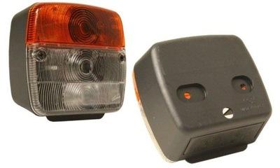 Lampa przednia boczna zespolona Renualt Claas