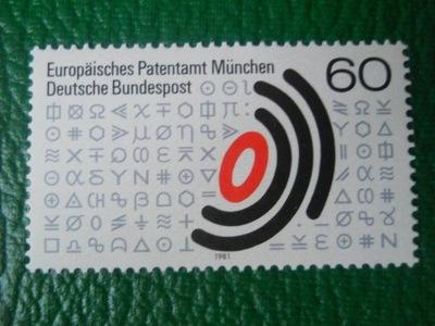Niemcy RFN - Mi.nr 1088 - Urząd Patentowy  **