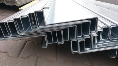zetowniki profile płatwie dachowe opierzenia