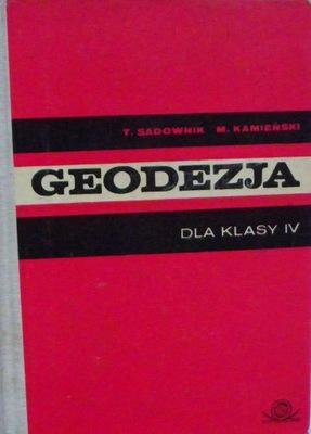 1974 г. - ГЕОДЕЗИЯ dalekomierz dalektomierze