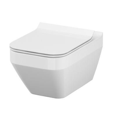 WC misa - WC misa CERSANIT CREA + BOARD WO štíhla NOVINKA