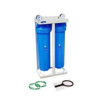 Vodné filtračné stanice BIG BLUE HHBB20A kúrenie, kanalizácia