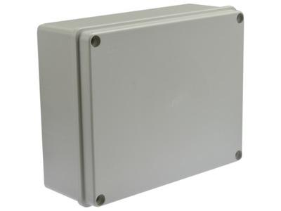 Puszka obudowa na tynk hermetyczna 24x19x9cm IP65