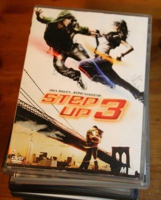 STEP UP 3        DVD