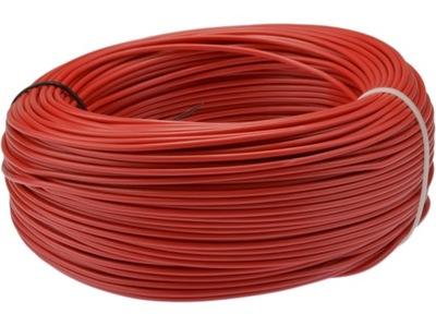 Kábel, drôt, kábel LGY H05V-K 0,35mm2 100m cu
