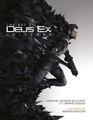The Art of Deus Ex Universe Paul Davies
