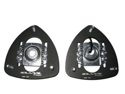 Пластины развала БМВ Е34 Е28 Е24 серебряный проект GWINT
