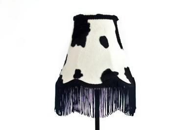 Svietidlá na detskej komora Tienidlo na stolové svietidlo, sconce. ZVIERATÁ - Kravy, Zebra