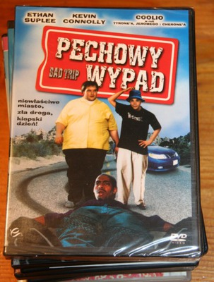 PECHOWY WYPAD    DVD